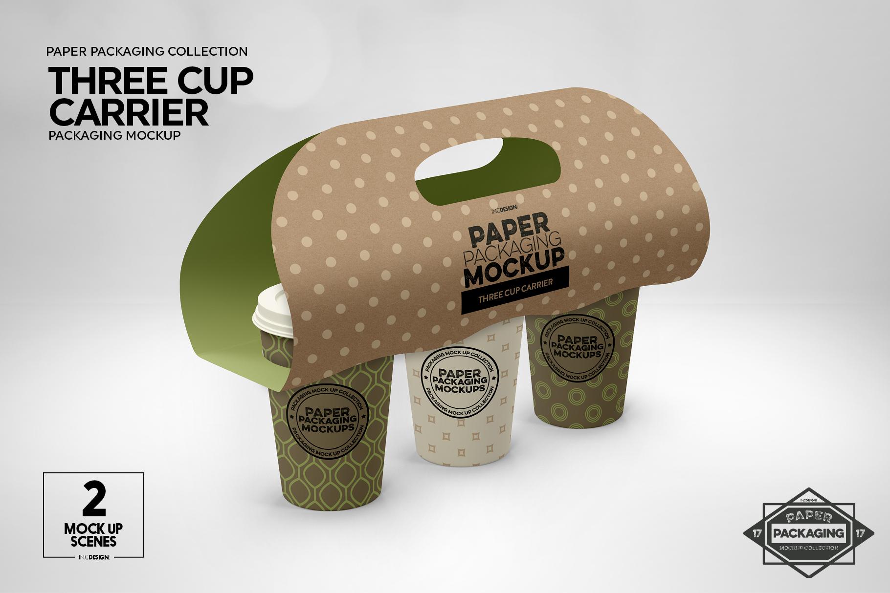 VOL. 17 Paper Box Packaging Mockups example image 14