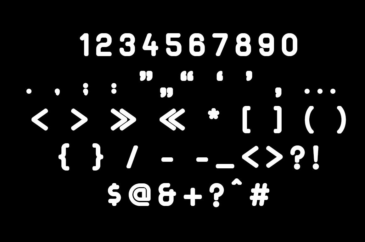 Jones Font example image 4