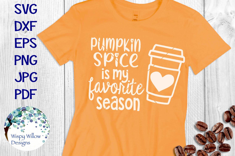Pumpkin Spice Mini SVG Bundle | Fall Coffee Latte SVG Bundle example image 3