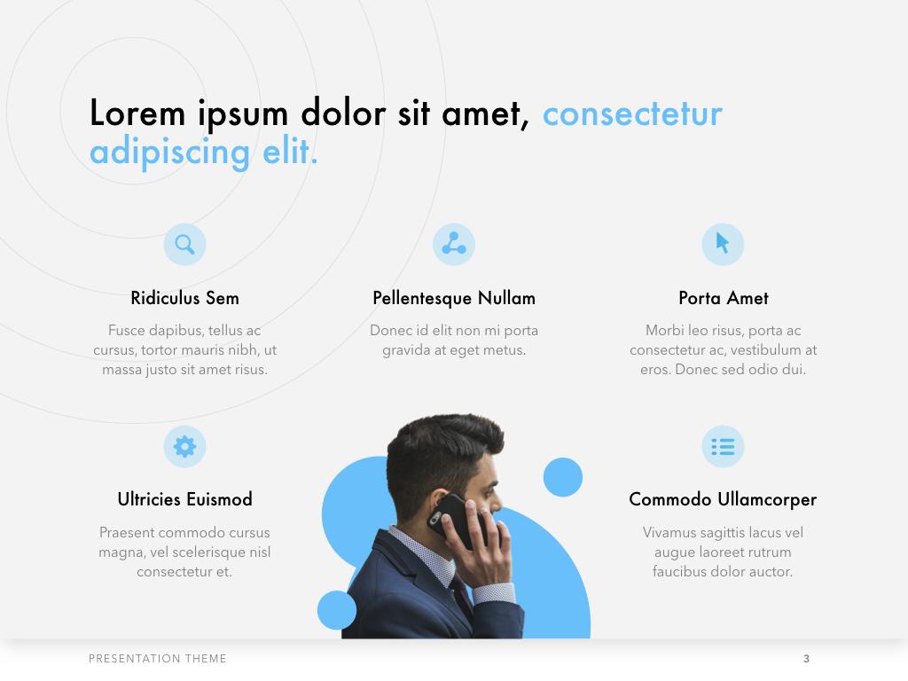 Tech Evangelist Keynote Template example image 4
