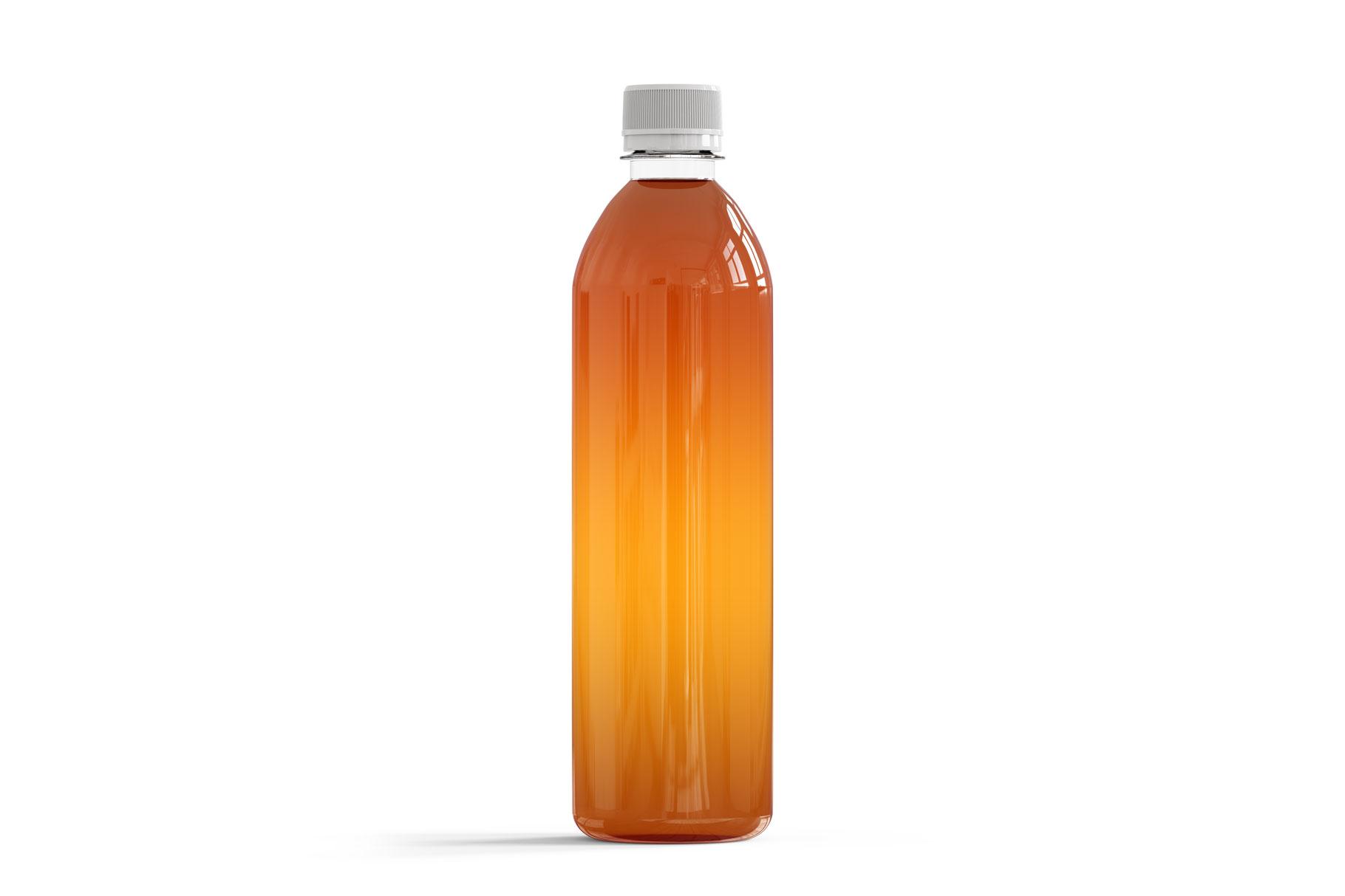 0,5L Iced Tea Bottle Mockup example image 2