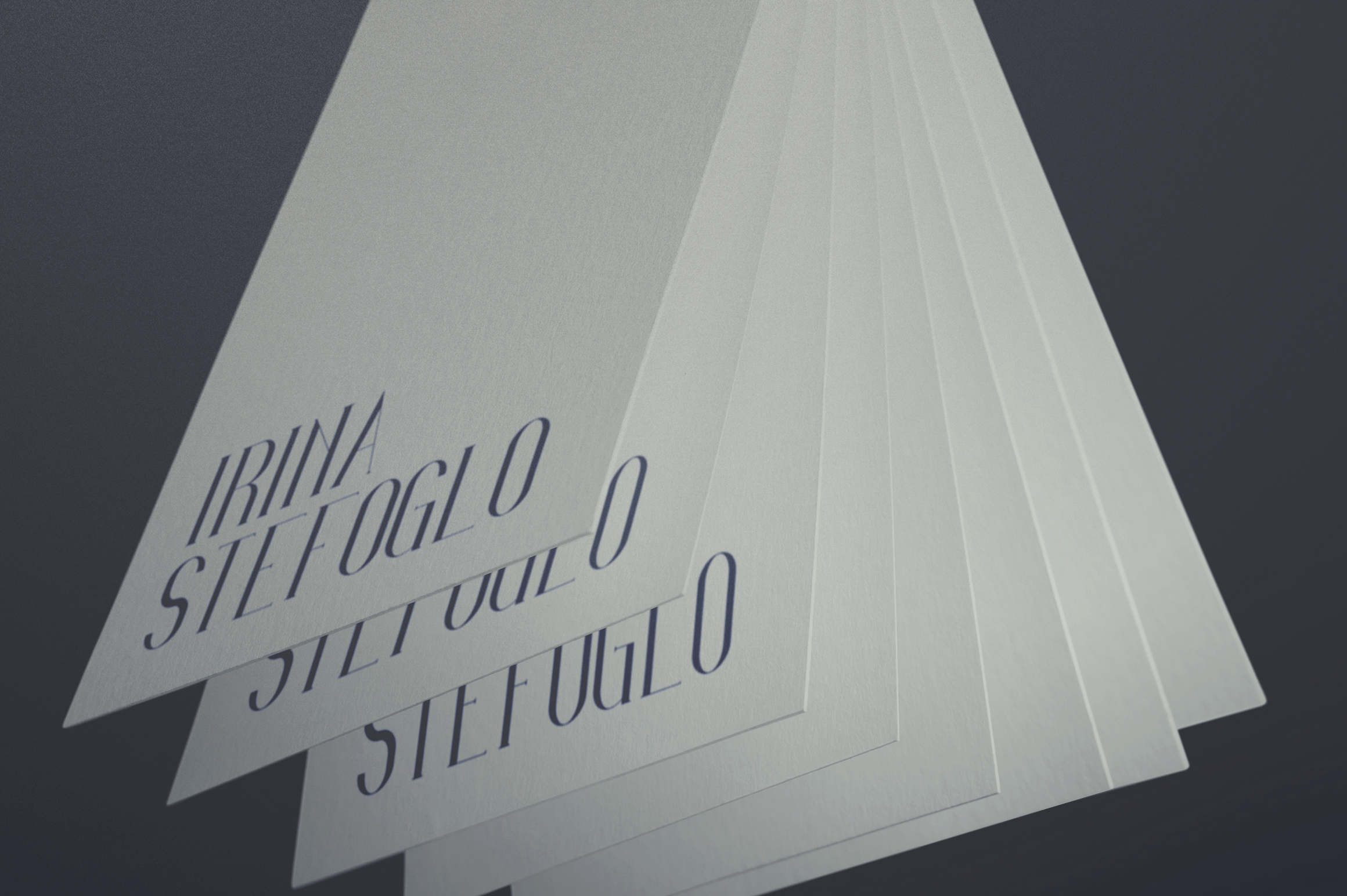 Irina Luxe Serif Font example image 3