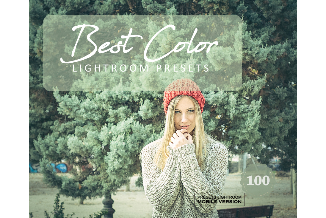 Best Color Lightroom Mobile Presets Adroid and Iphone/Ipad example image 1
