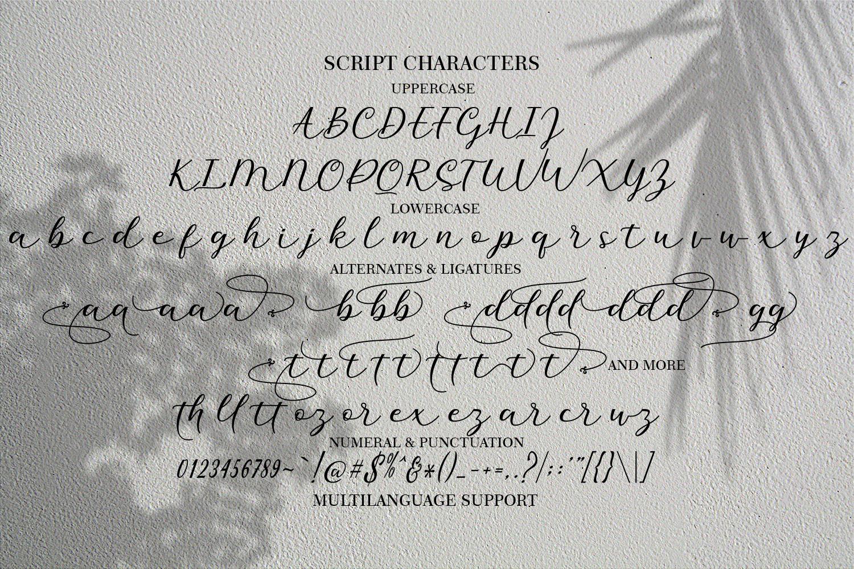 Mithana Font Duo example image 6