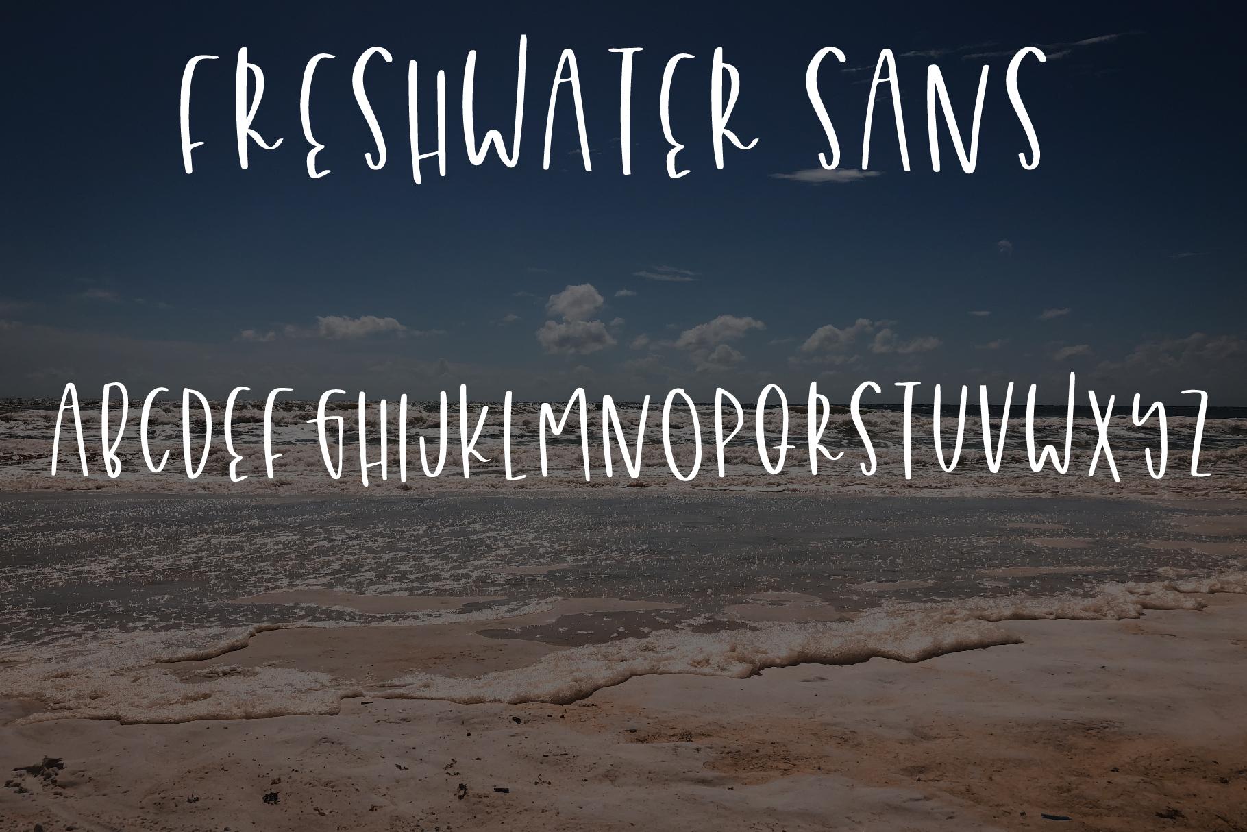 Freshwater example image 6