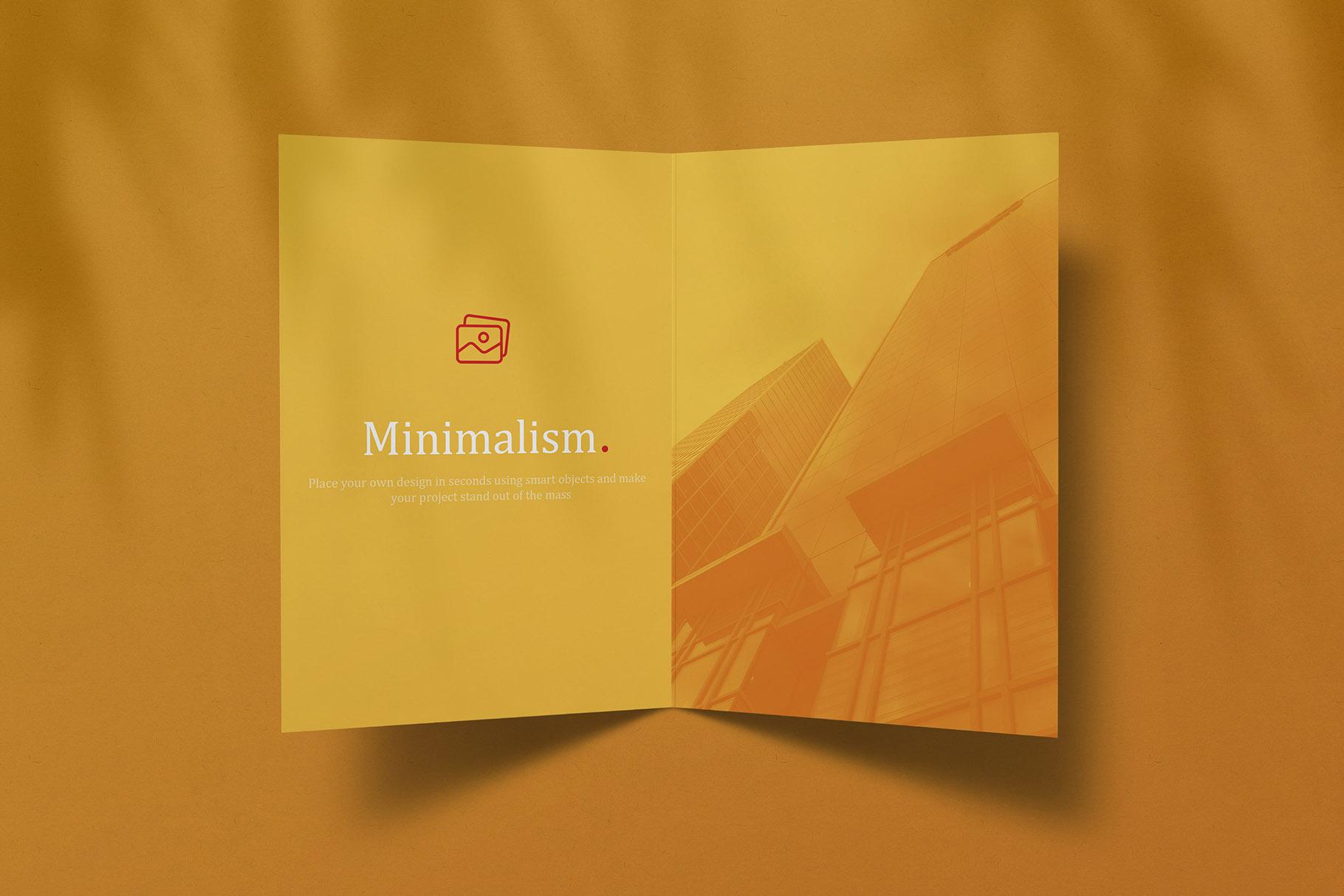 Minimalistic Branding Mockups example image 6