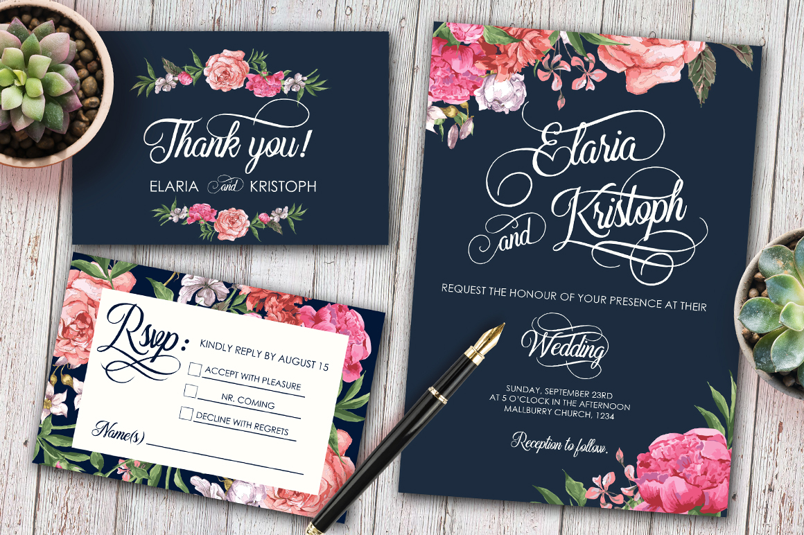 Beradon Script - Elegant Wedding font example image 6