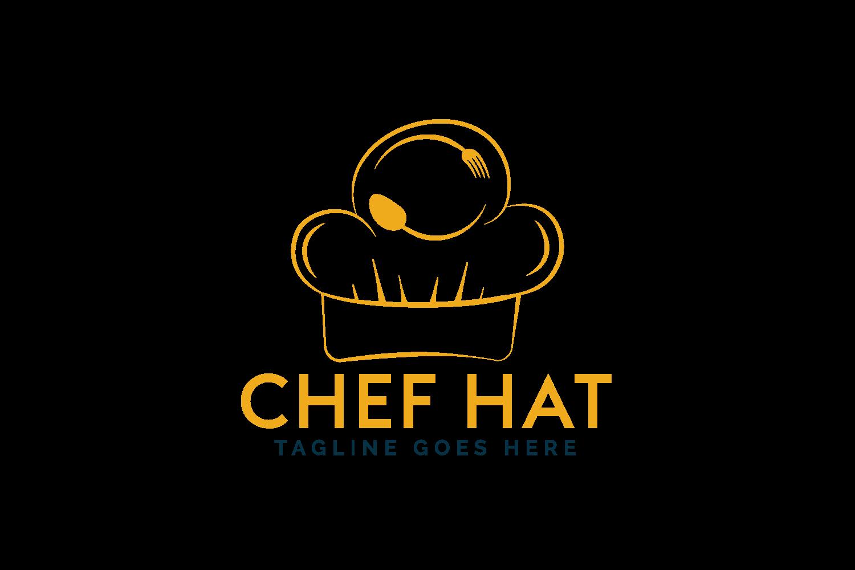 Chef Hat Logo Design. example image 2