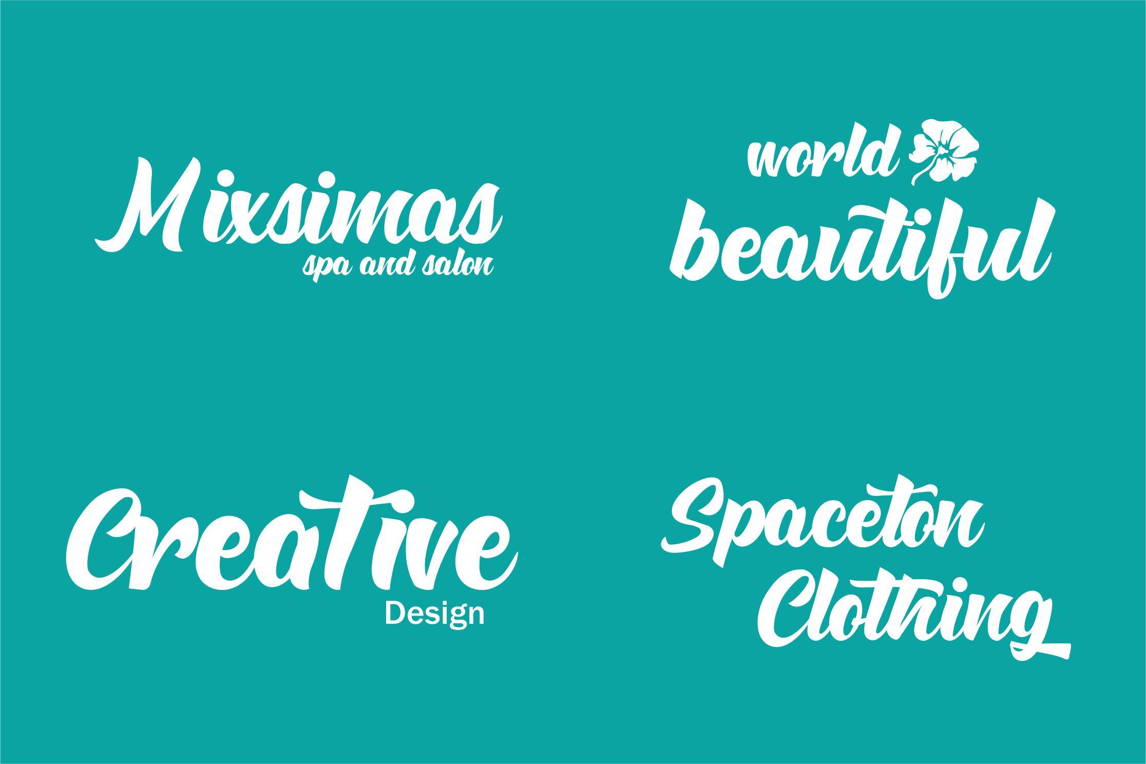 Kafka Typeface example image 4