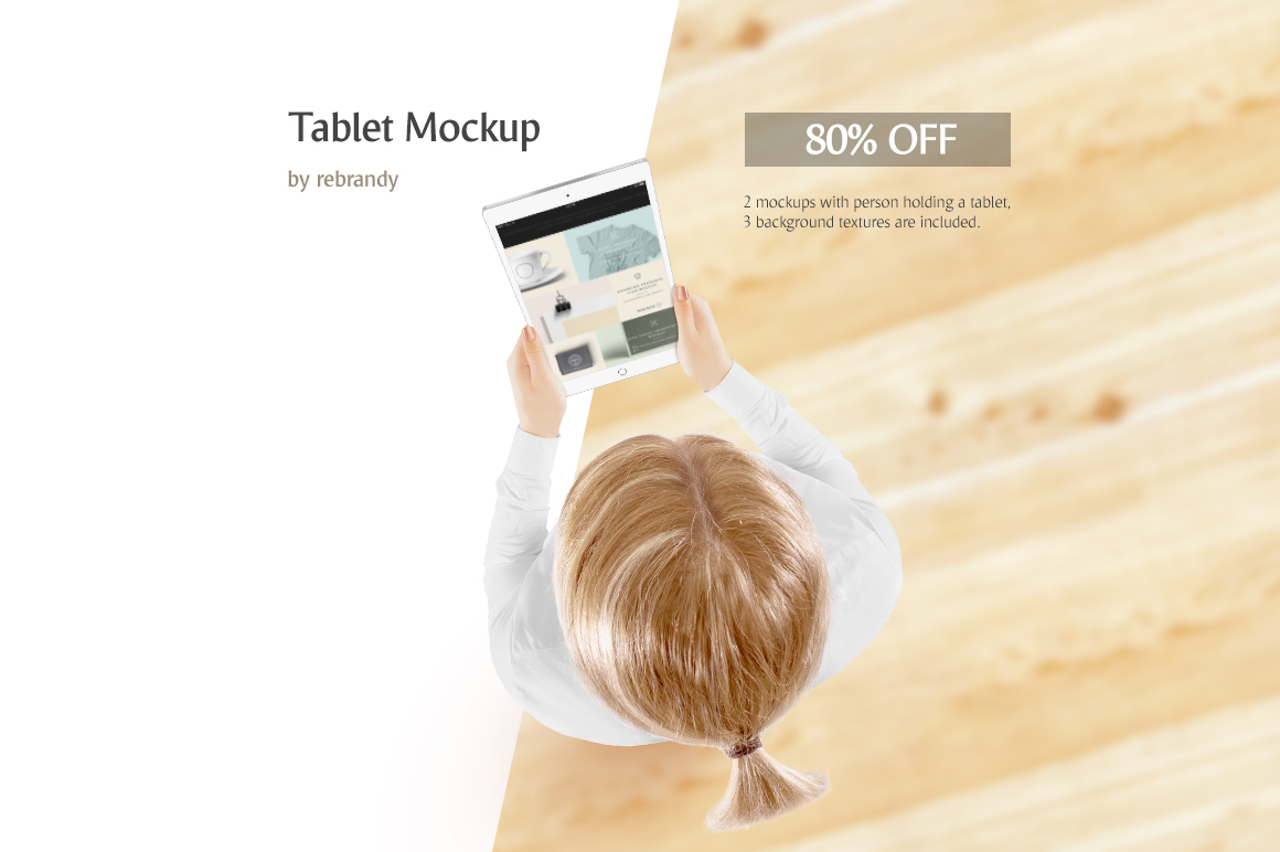 Tablet Mockup example image 1