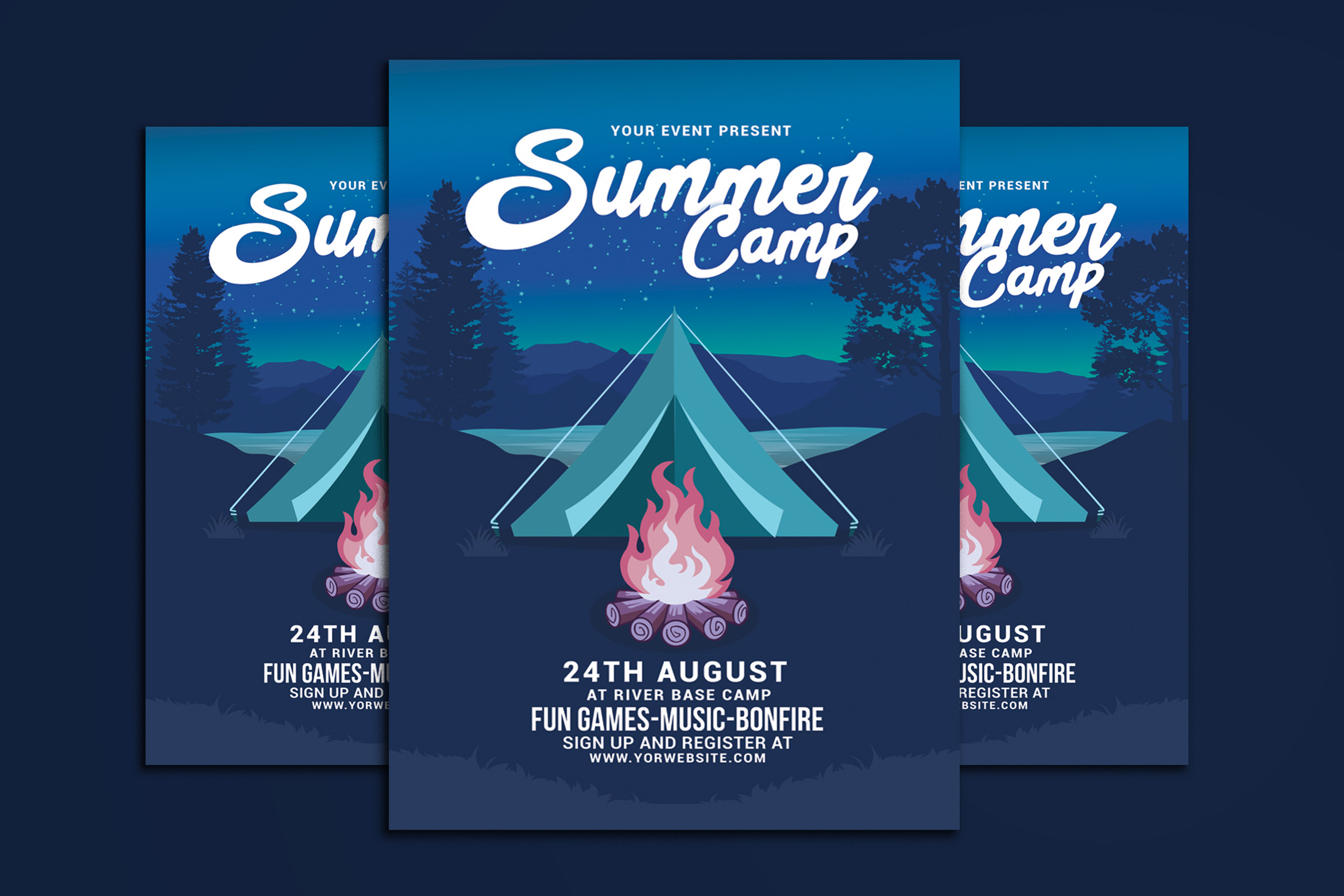 Summer Camp Event example image 1