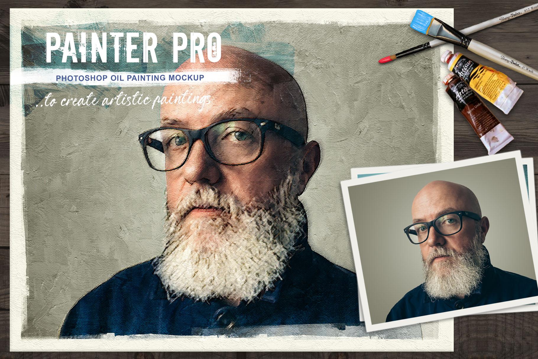Painter Pro example image 8