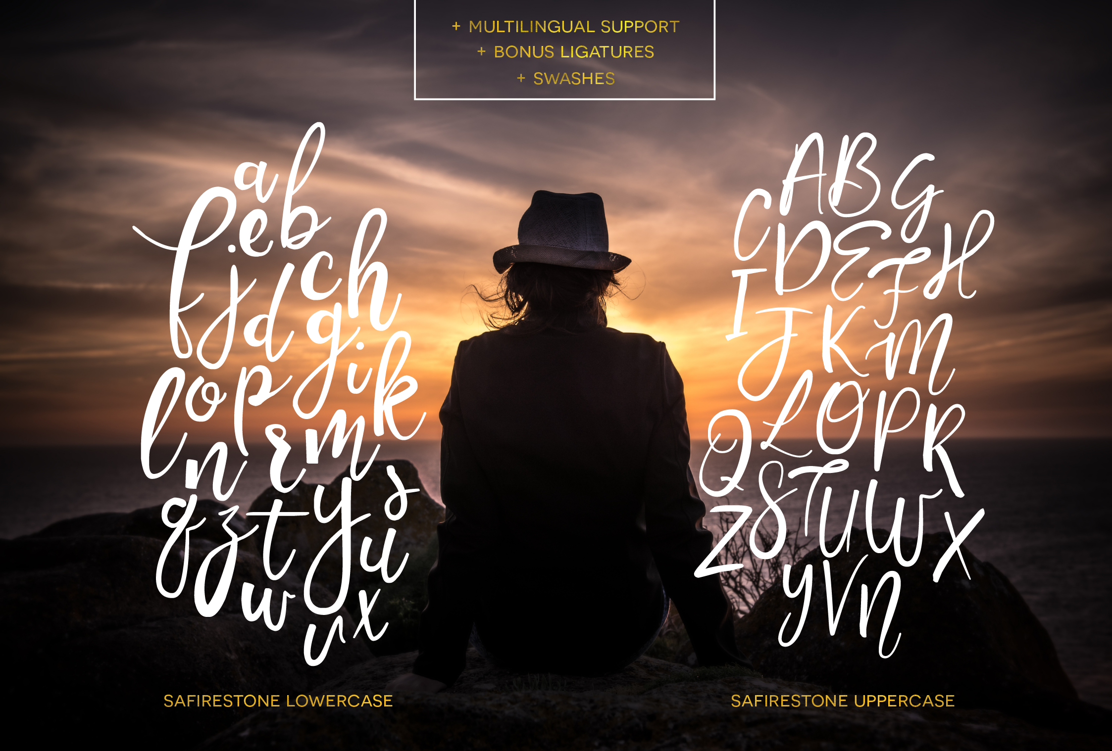 Safirestone Font + Extras example image 3