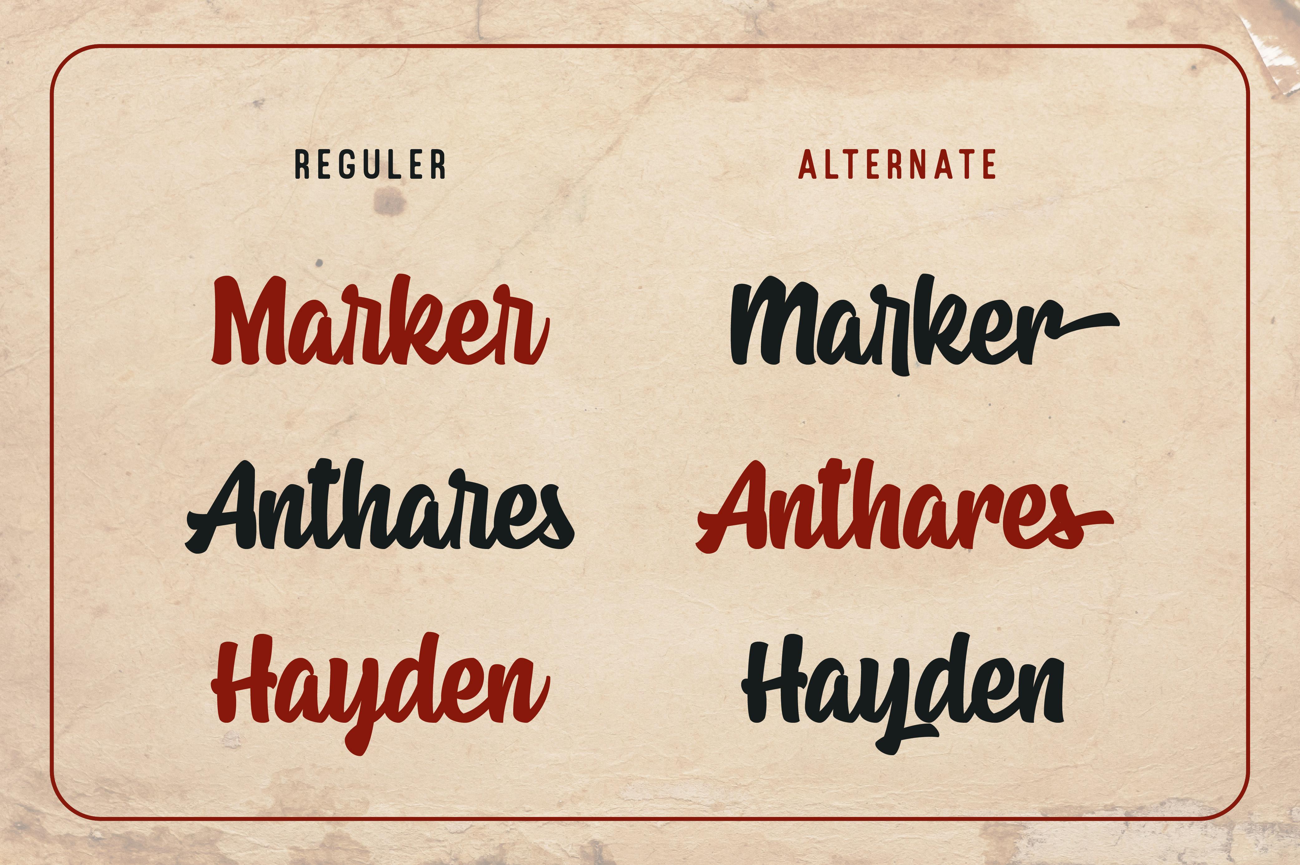 Housemate + Shilkmen Sans (Bonus) example image 6