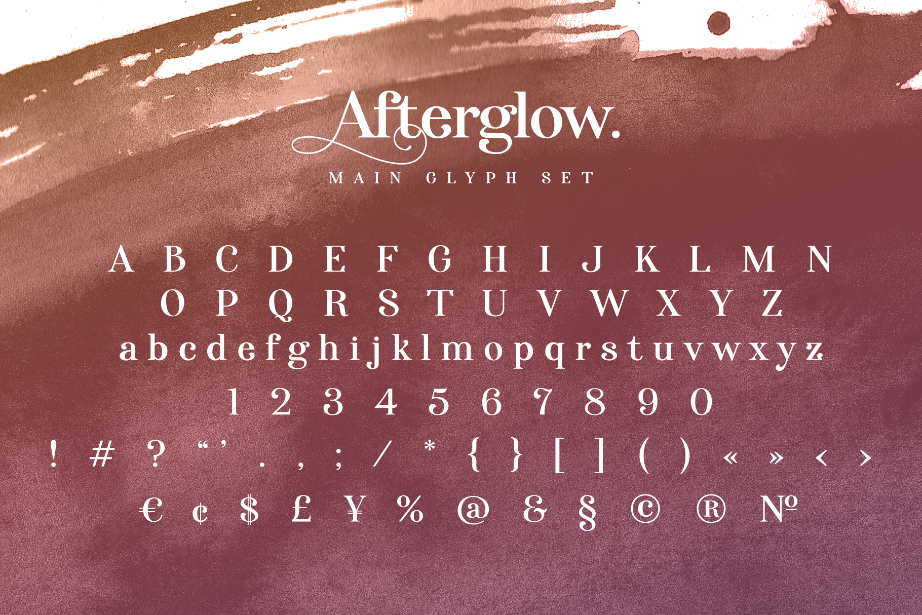 Afterglow example image 12