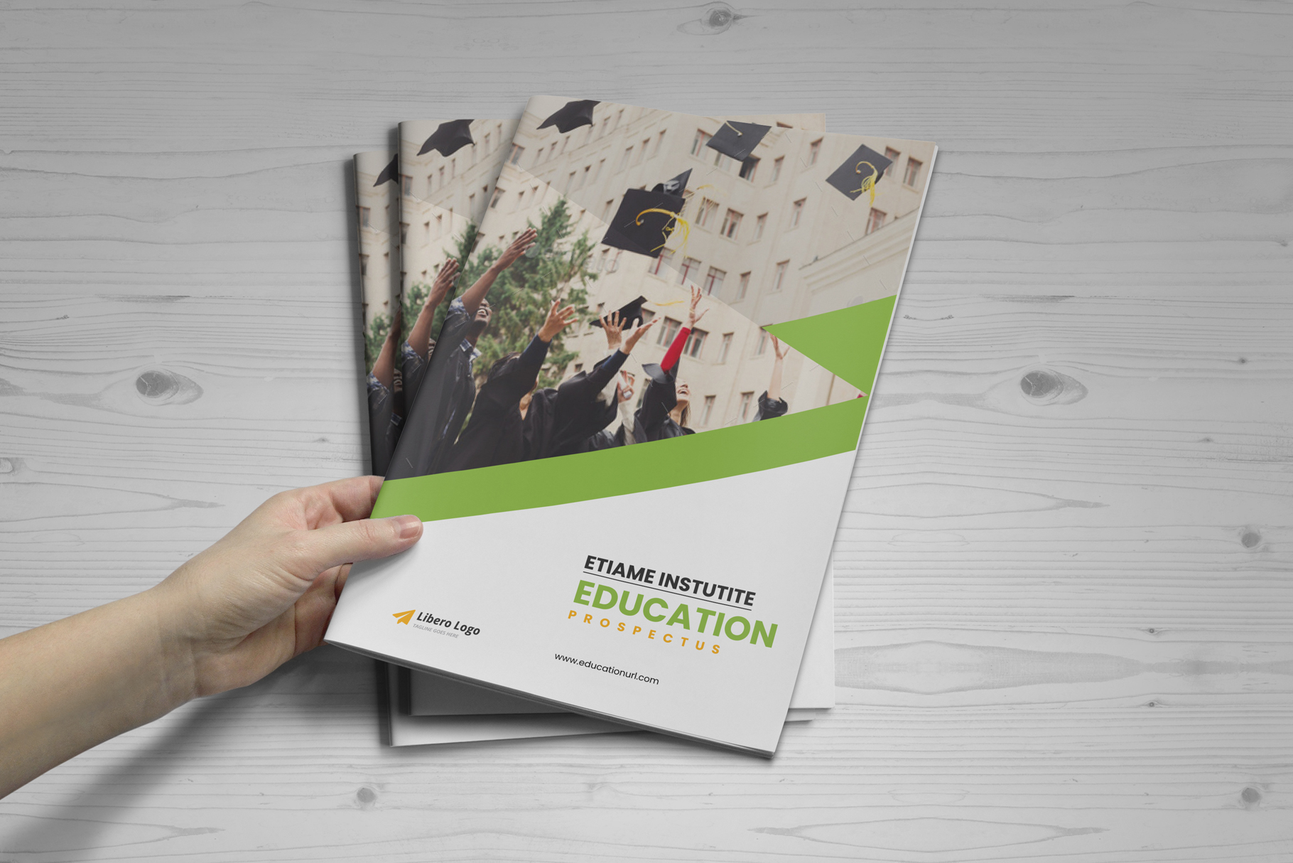 Education Prospectus Brochure v7 example image 15