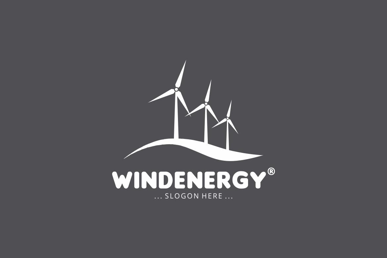 Wind Energy Logo example image 4