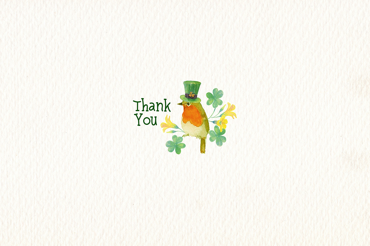 st. Patricks day watercolor clipart example image 4