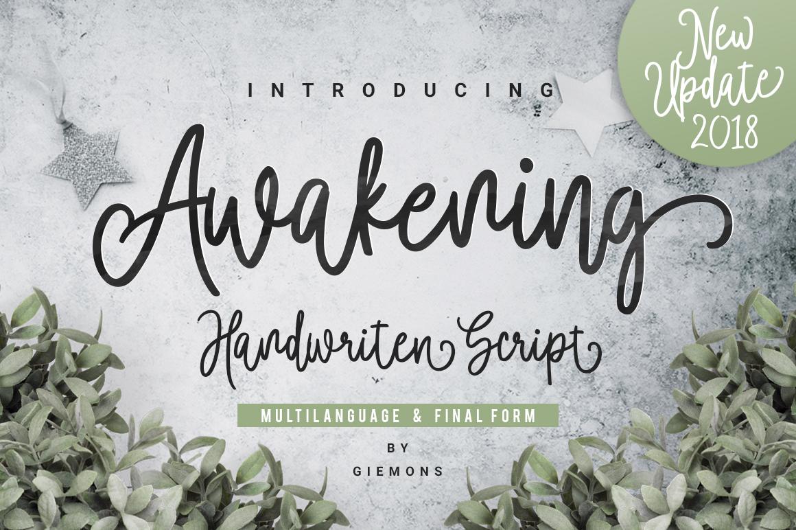 Awakening Script - New Update example image 1