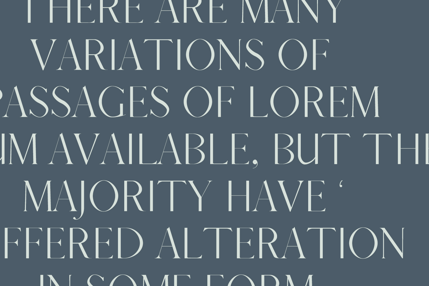 Afrah Serif Font Family Pack example image 8
