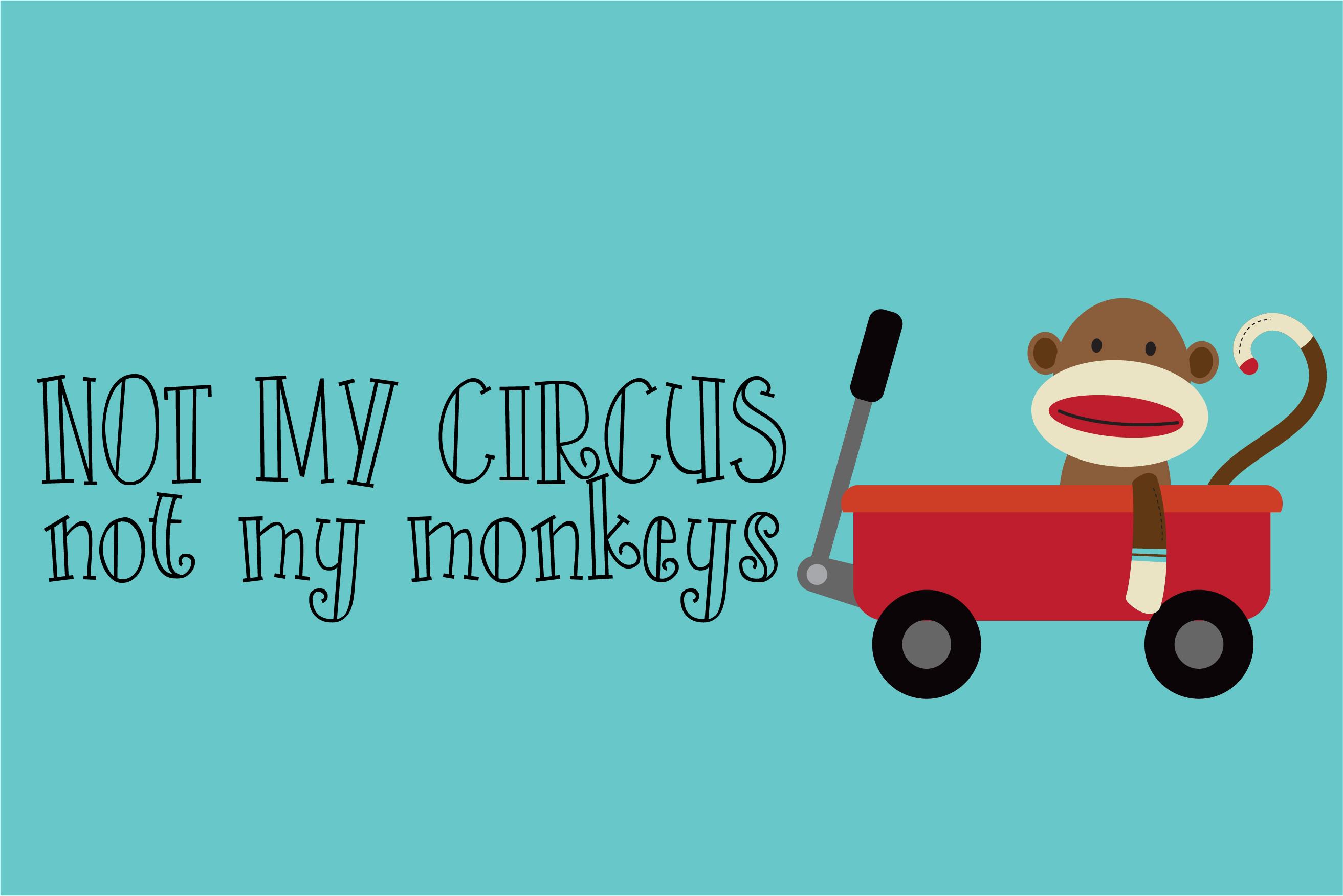 ZP Monkey Potluck example image 4