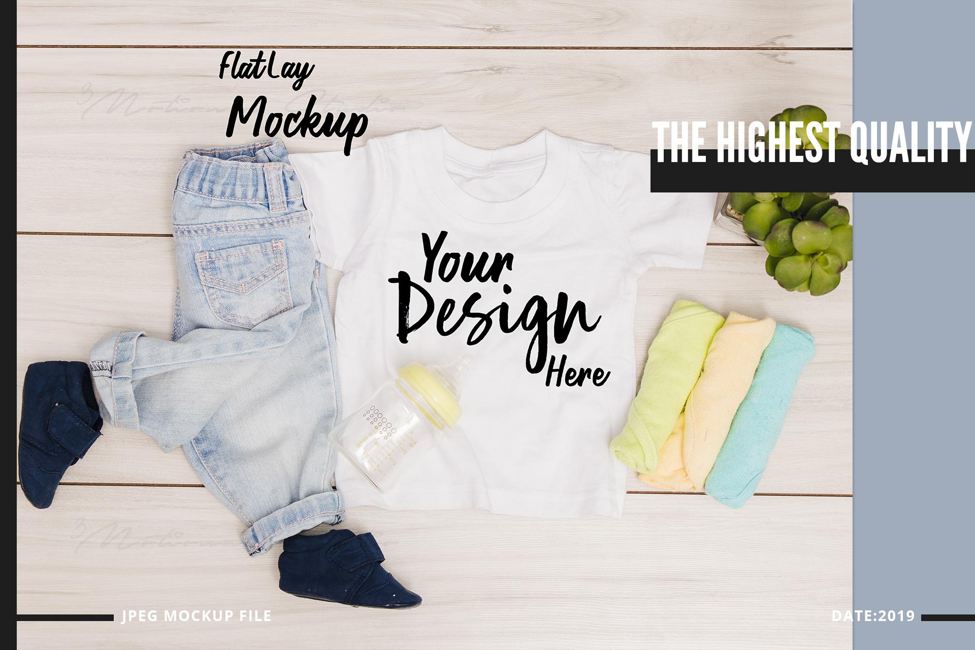 T-Shirt Mockup Volume 23 example image 3