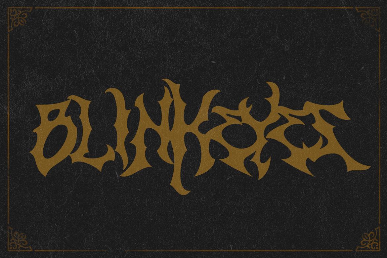 Zamruds - Tribal Font example image 3