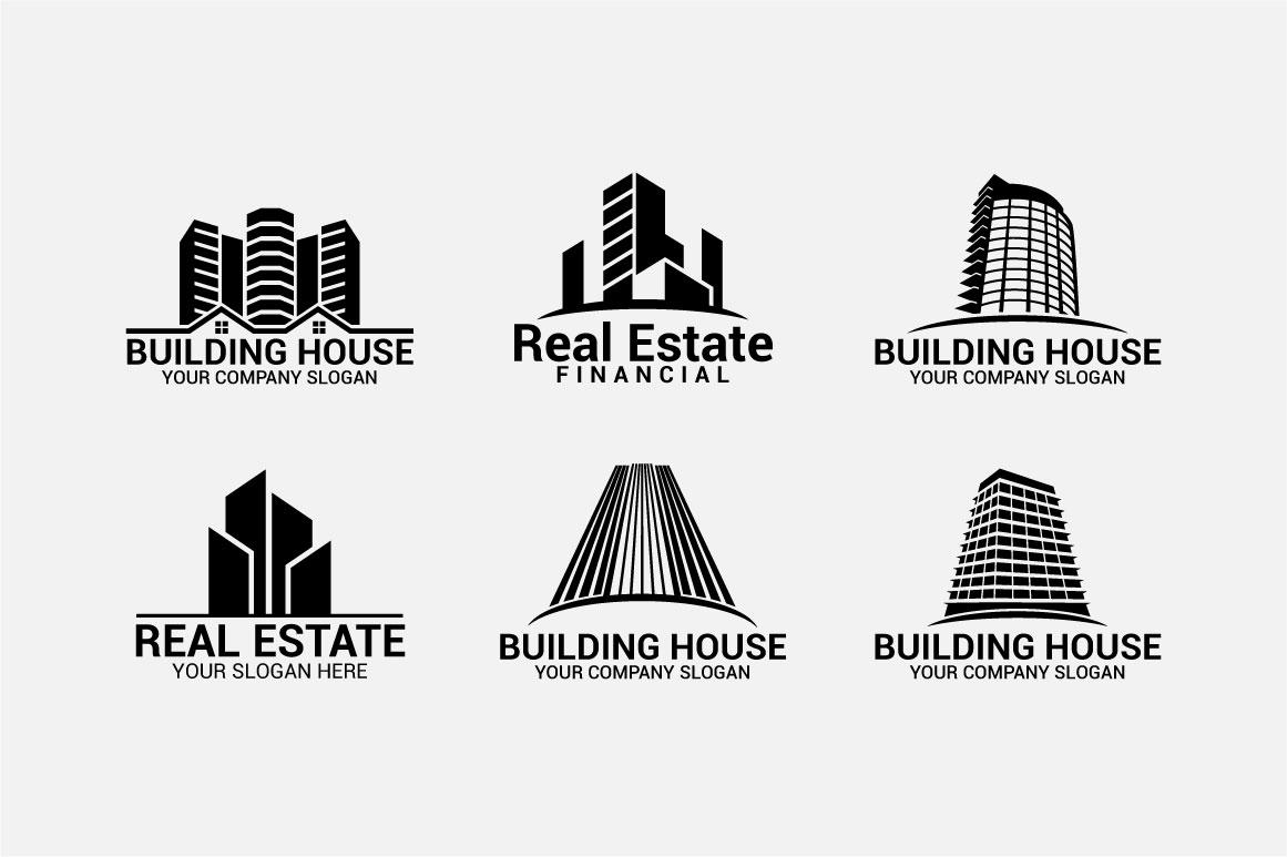 Real Estate Logo & Badges example image 9