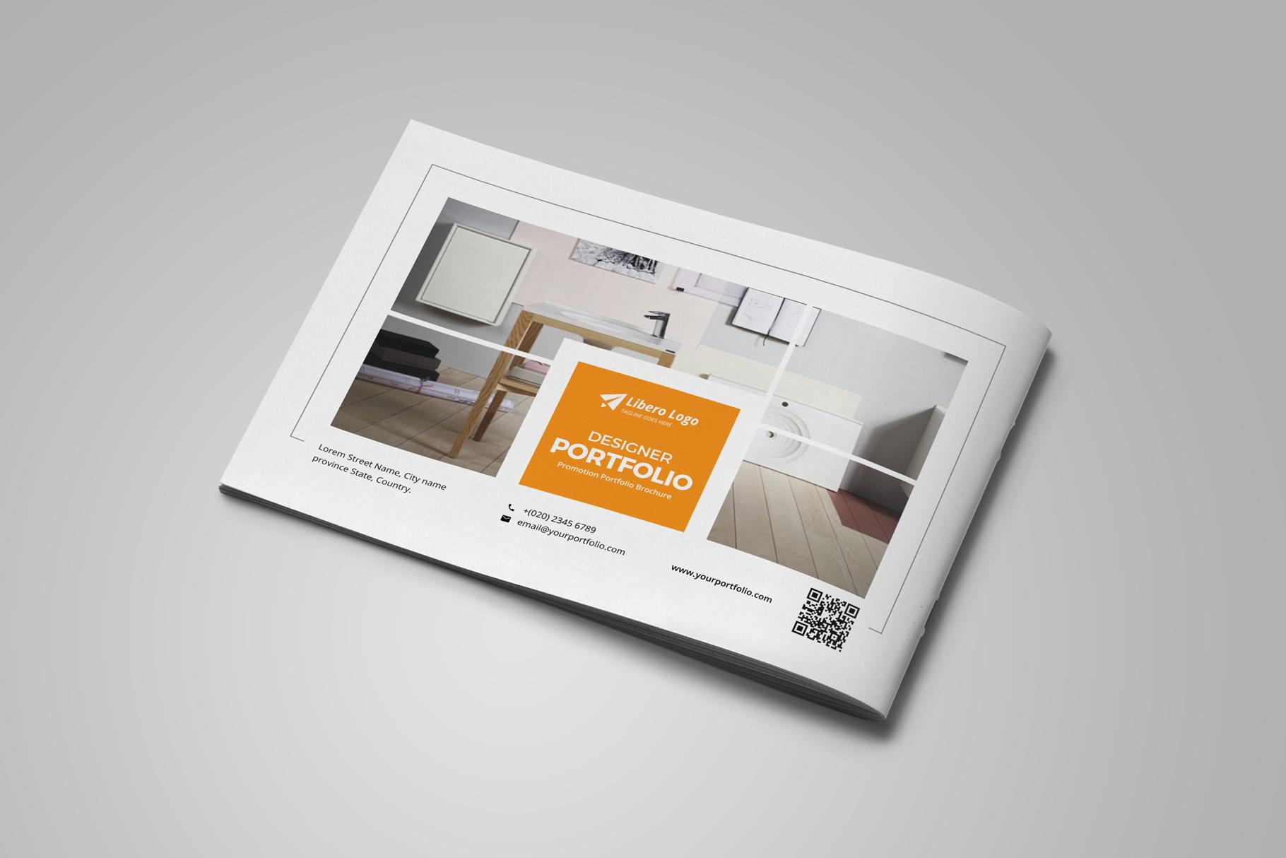 Portfolio Brochure Design v5 example image 12