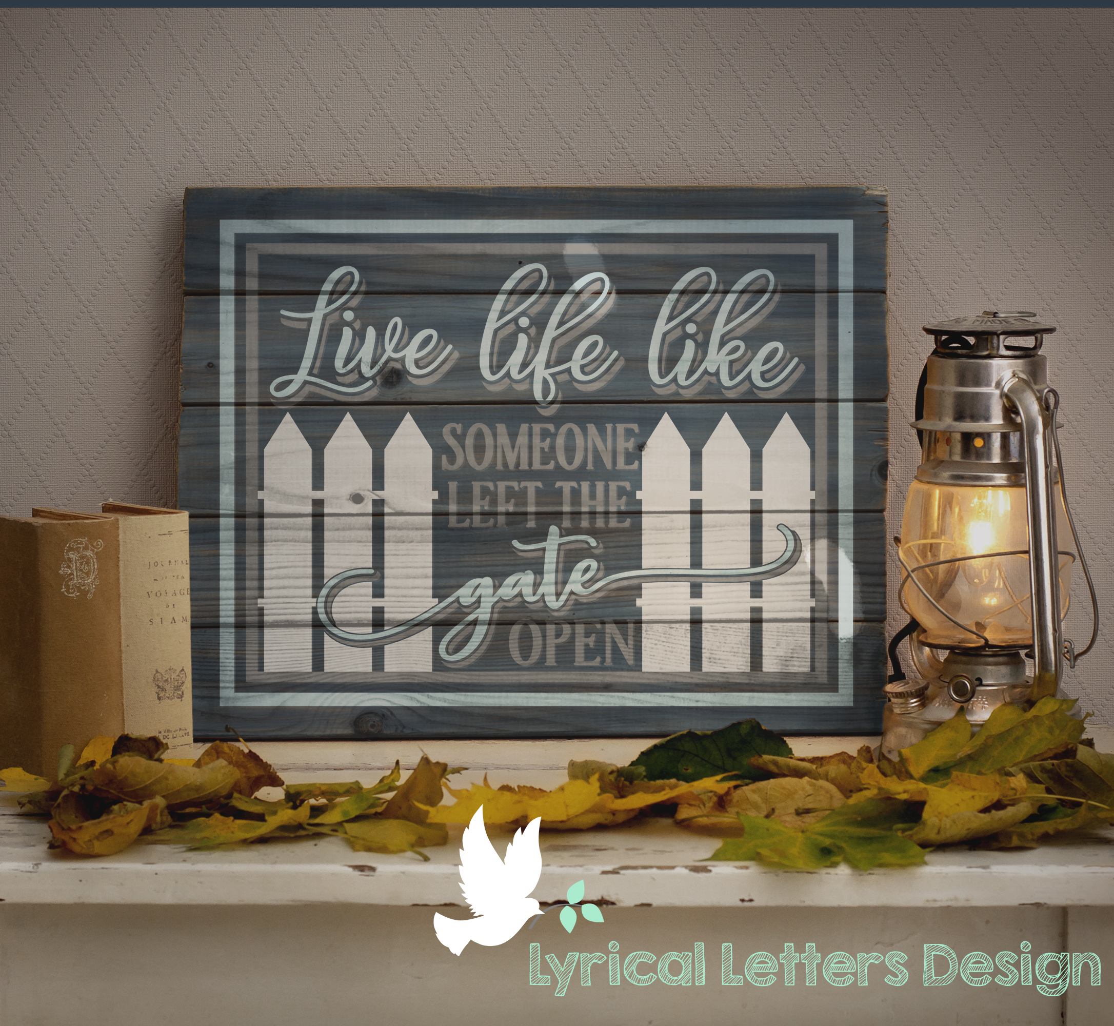 Top Sellers Farmhouse Bundle of 20 SVG DXF Cut Files example image 13