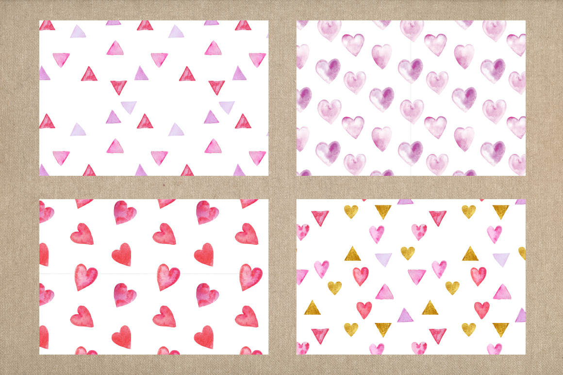 Valentine's day cards template example image 4