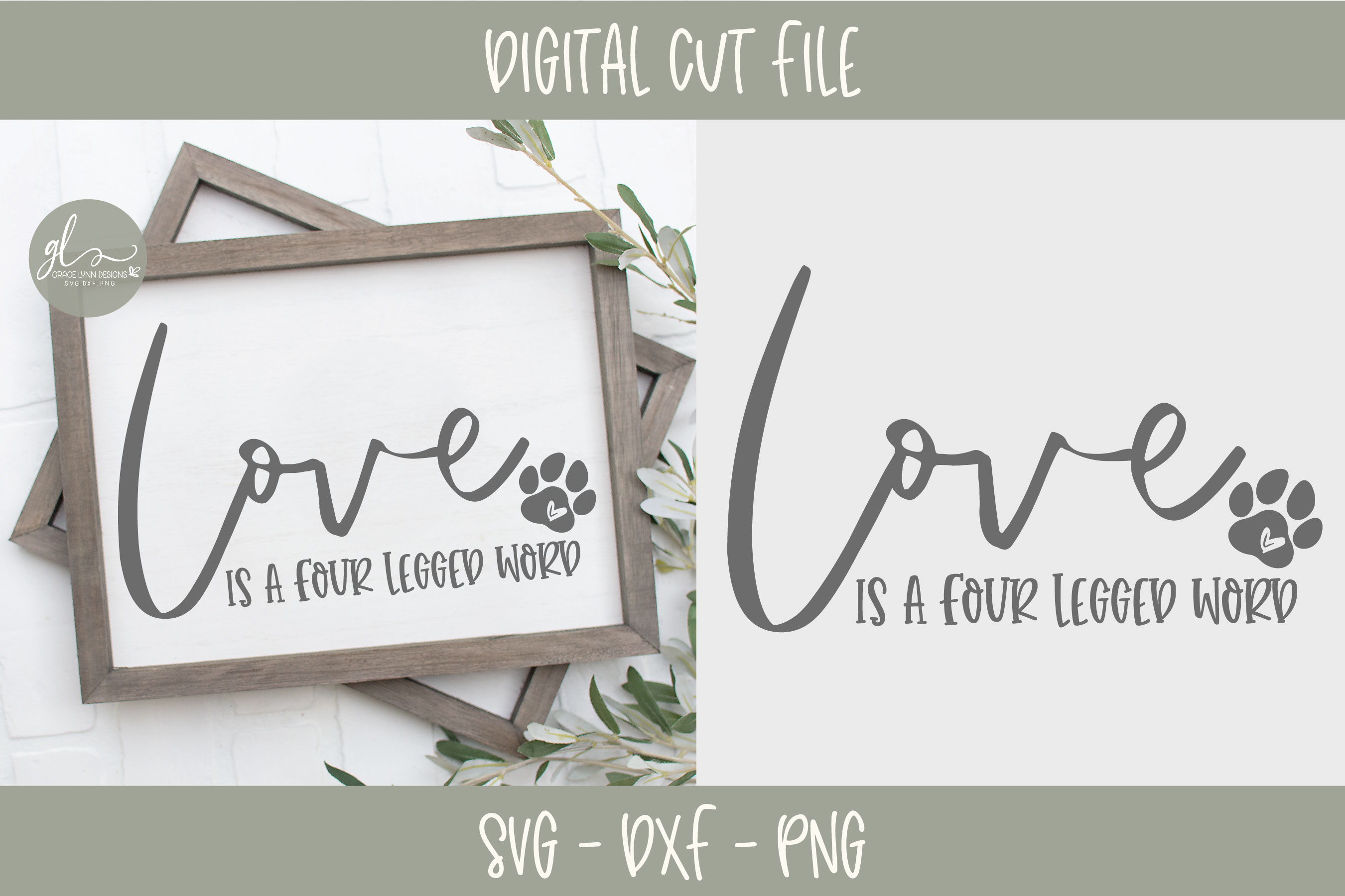 Dog Quotes Bundle Vol. 1 - 12 Designs - SVG Cut Files example image 2