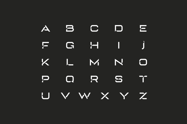 GearX Font example image 2