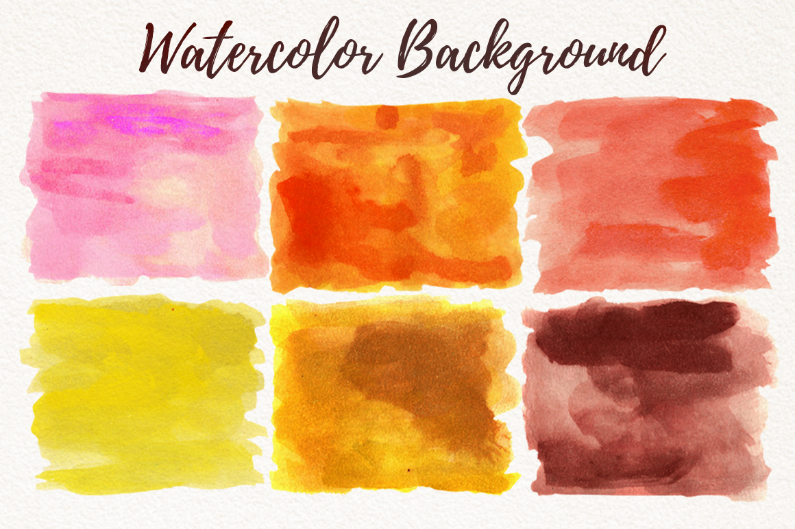 watercolor background example image 5