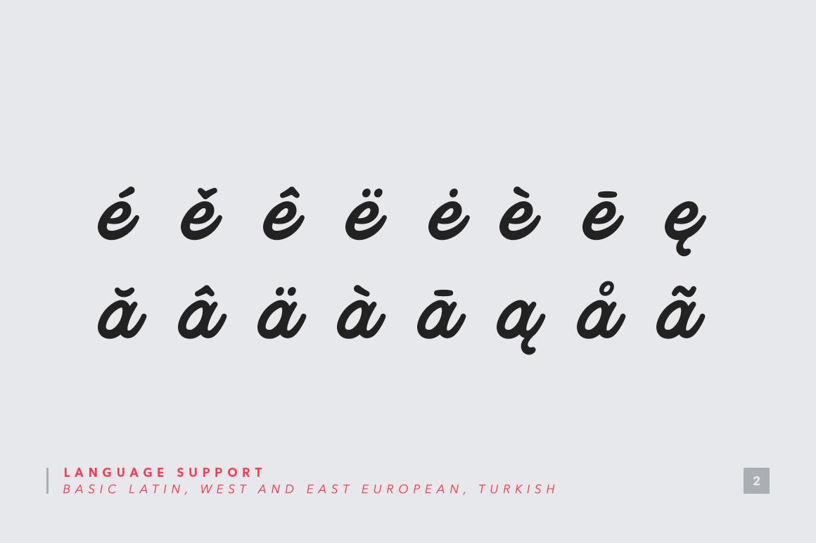Riviera - Signature Font example image 2