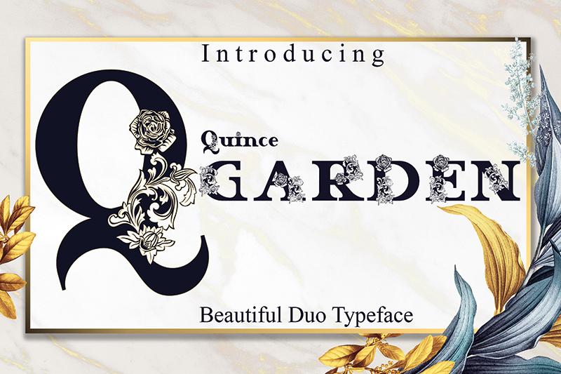 Quince Garden example image 1