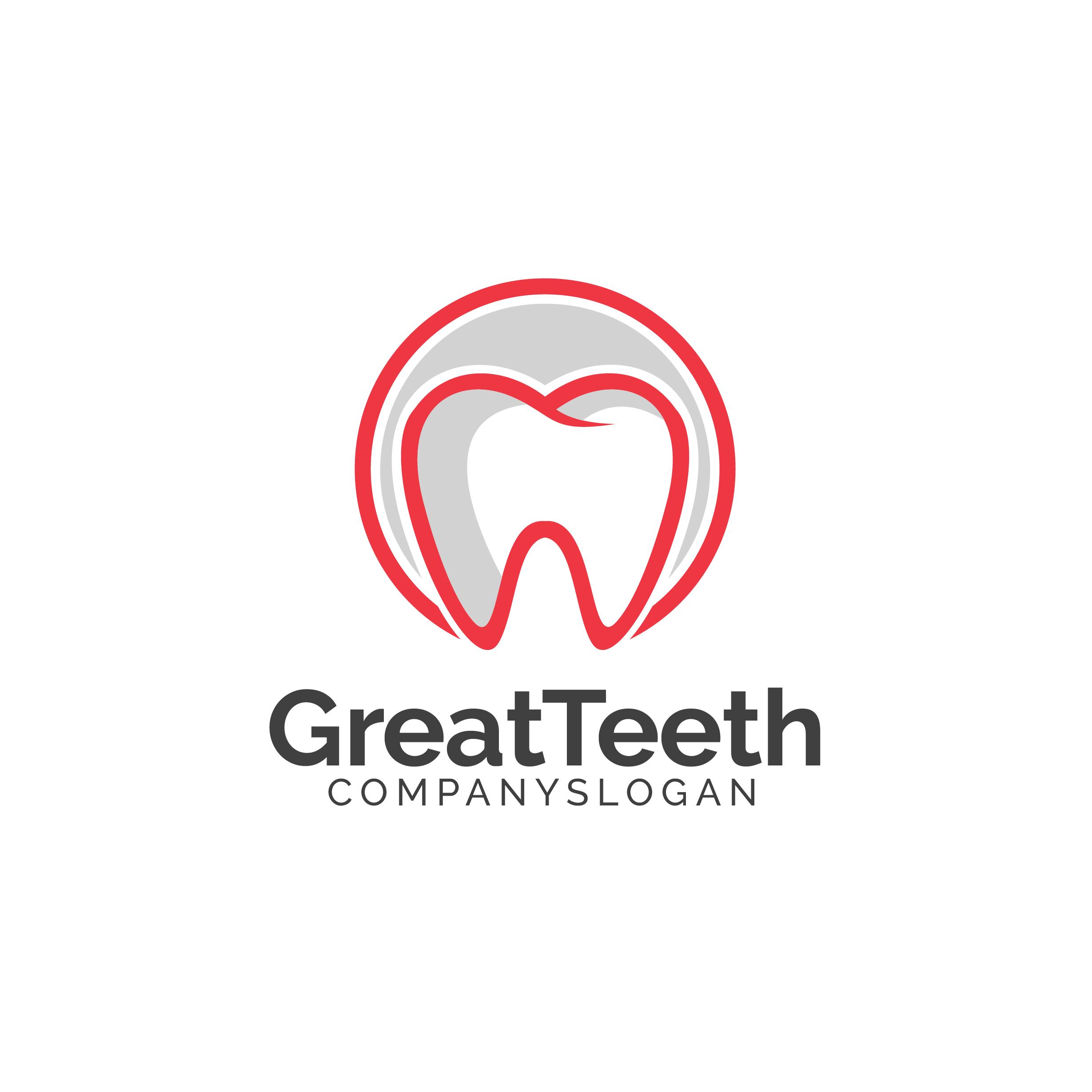 Great Teeth Dental Logo example image 3