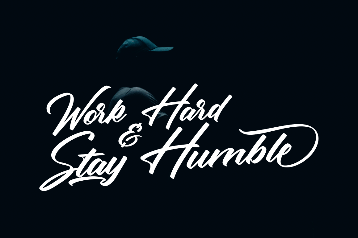 Rotterdalle Hand Lettered Script example image 7