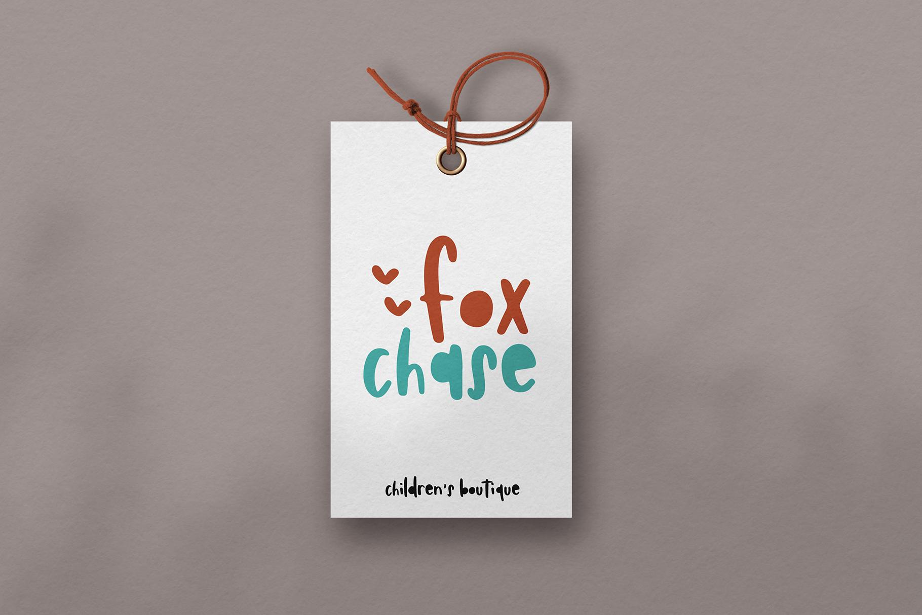 Fox Dreams - A Fun Handwritten Font example image 8