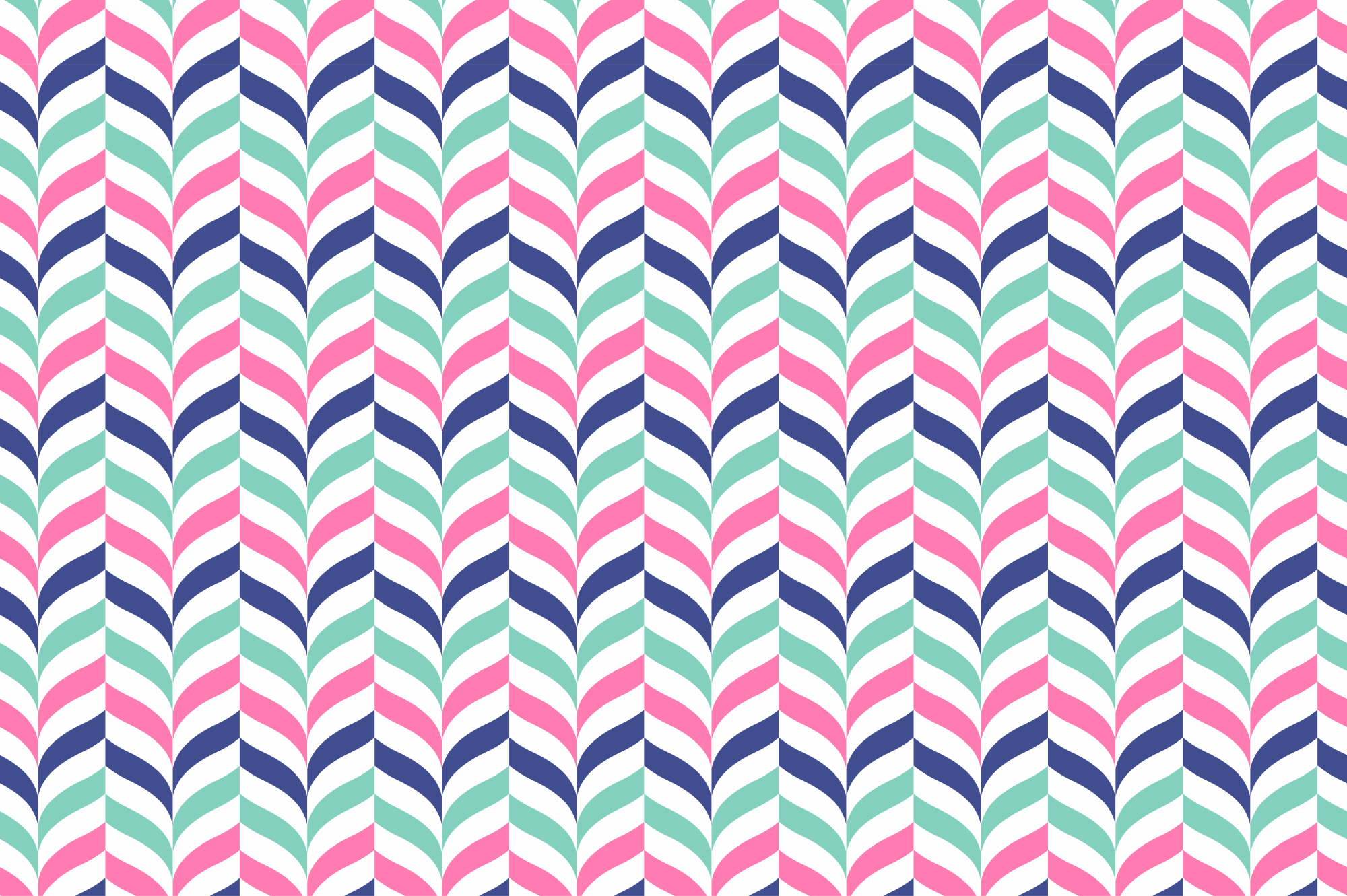 Color geometric patterns - seamless. example image 6