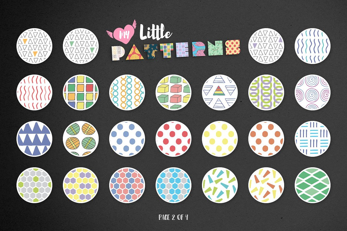 My Little Patterns example image 7