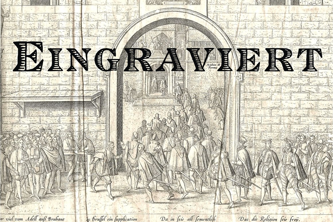 Eingraviert  example image 2