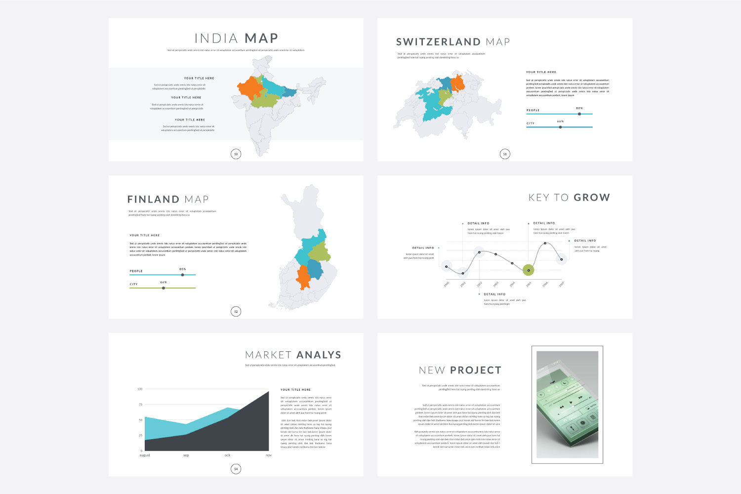 Phylox Powerpoint template example image 10