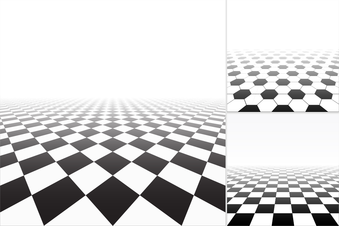 Abstract backgrounds, tiled floor. example image 2