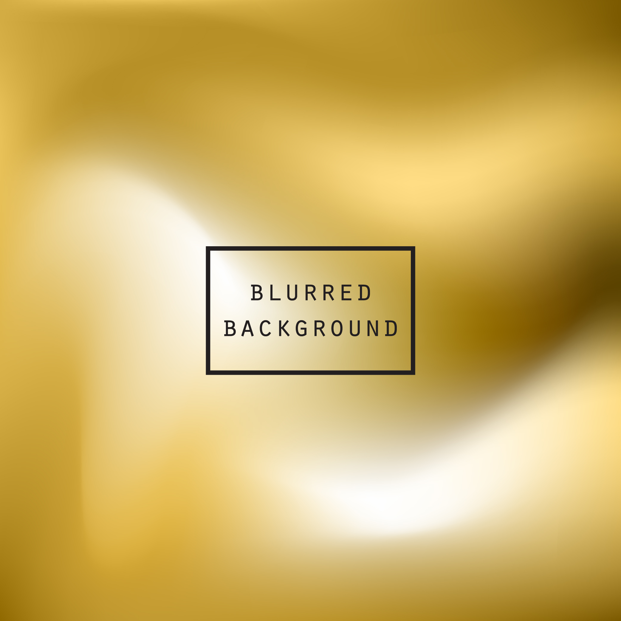 Blurred gold effect holographic gradient abstract background example image 3
