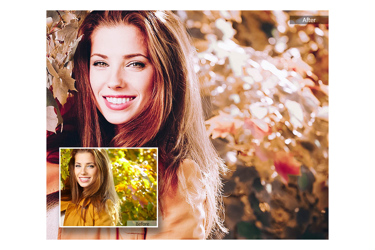 Autumn Lightroom Mobile Presets Adroid and Iphone/Ipad example image 5