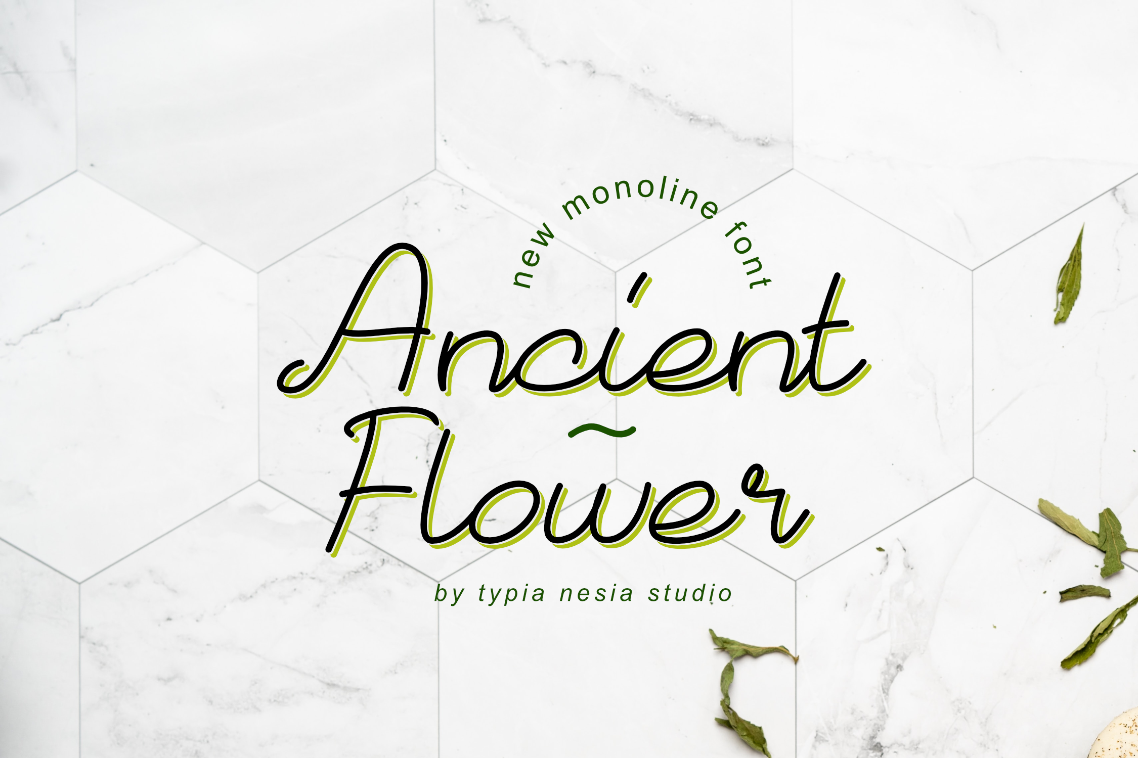 Ancient Flower example image 1