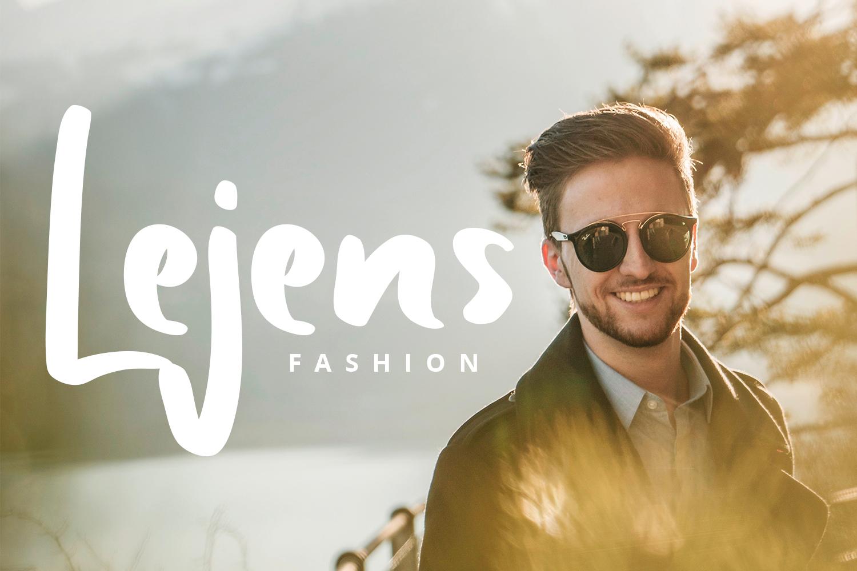 Zaitun | A Nature Branding Font example image 3