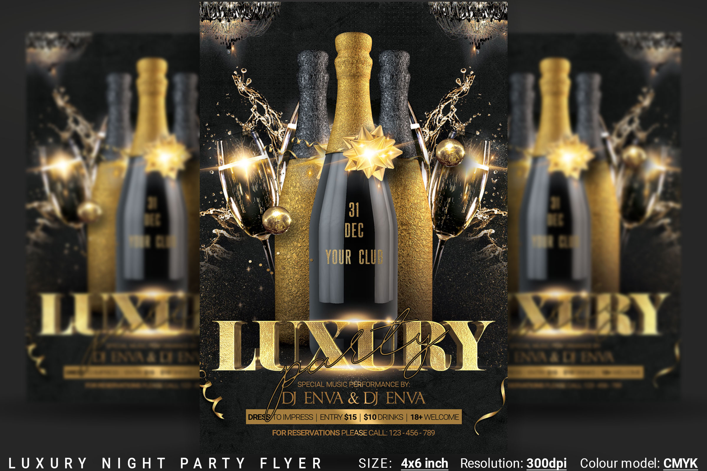 Luxury Night example image 1