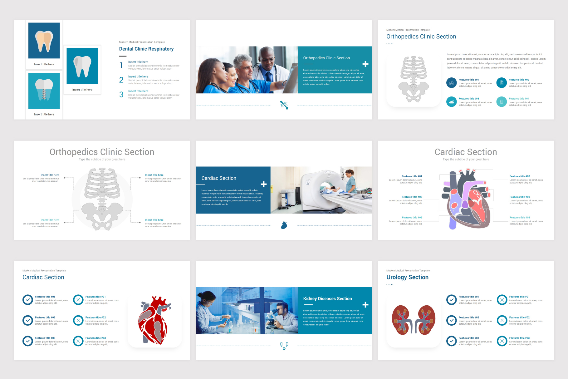 Medical & Health Keynote Template example image 9